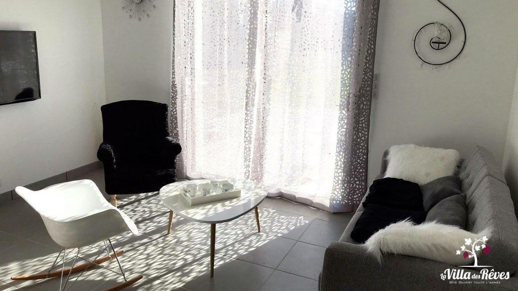 La villa des rêves Gite basse ardèche France ouvert toute l'année